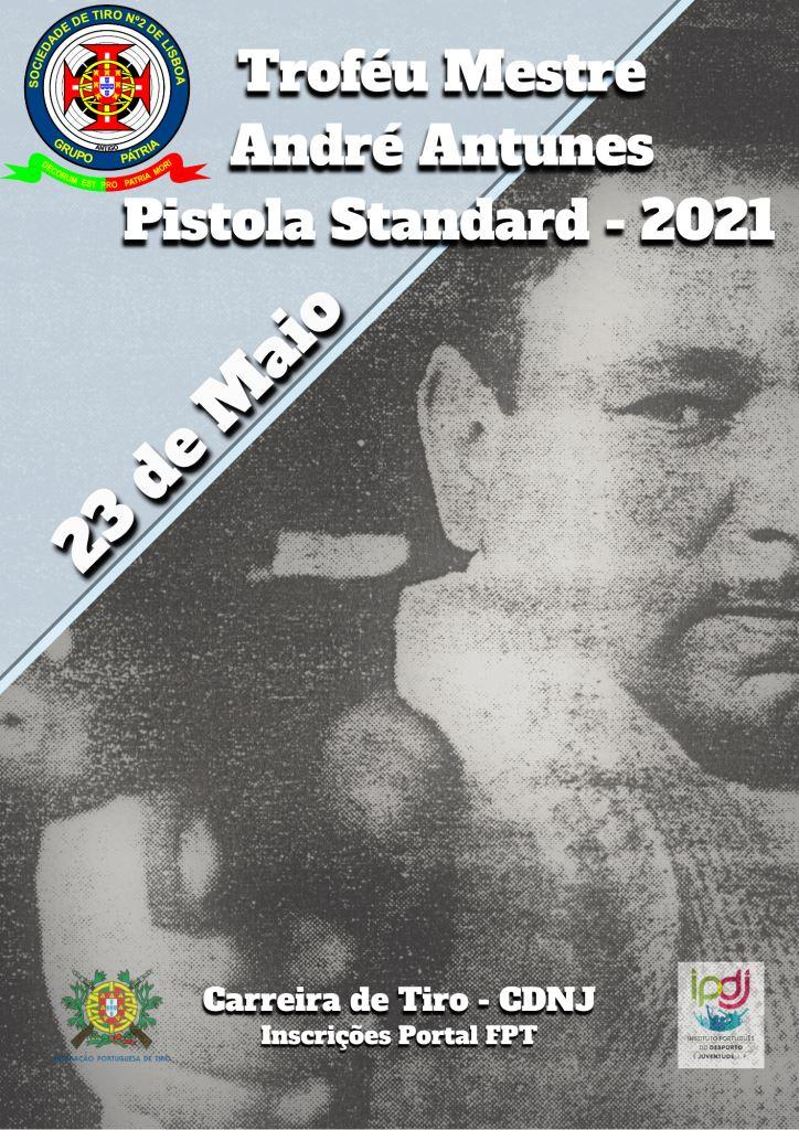 Troféu Mestre André Antunes 2021