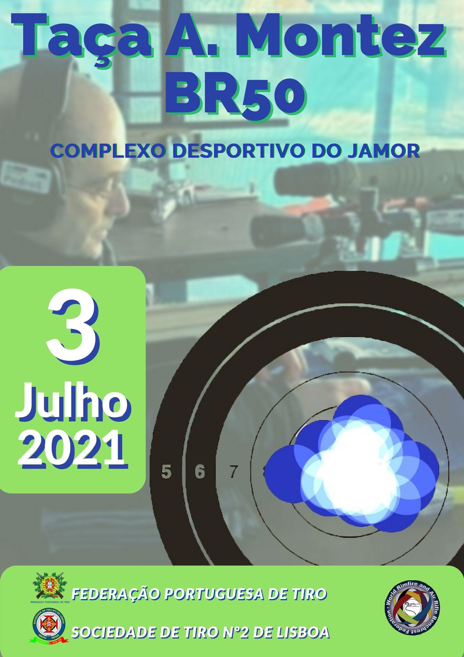 Taça A. Montez BR50 2021