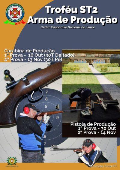 Troféu ST2 Arma de Produção